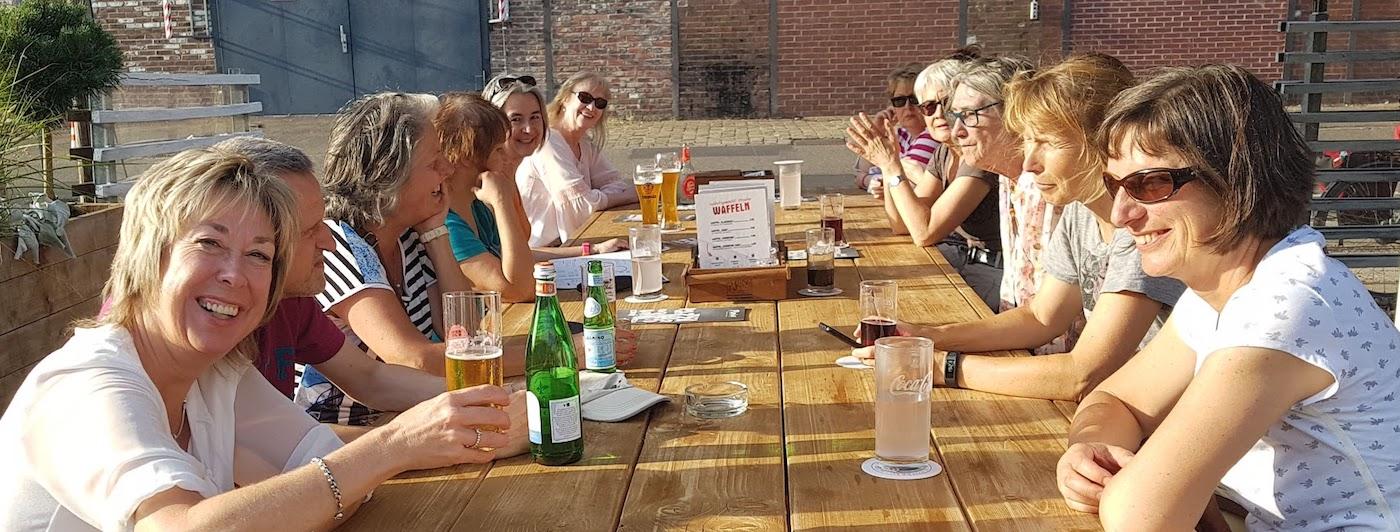 SALZ-Freizeit Treff Biergarten