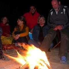 Lagerfeuer SALZ-Freizeit Treff