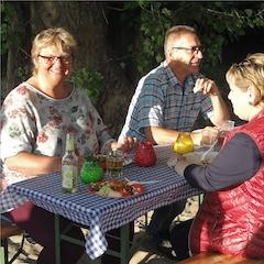 SALZ-Freizeit Treff kennenlernen beim Sommerfest